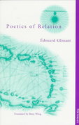 Poetics of Relation 1st Edition 9780472066292 0472066293