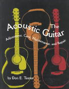 The Acoustic Guitar 0 9780806128146 0806128143