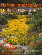 Native Landscaping From El Paso to L.A. 1st edition 9780809225118 0809225115
