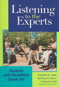 Listening to the Experts 1st edition 9781557668363 1557668361
