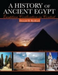 A History of Ancient Egypt 0 9780757522765 0757522769