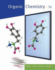 Organic Chemistry 5th edition 9780495388579 0495388572
