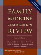 Family Medicine Certification Review 2nd edition 9781405105057 1405105054
