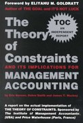 Theory of Constraints and Its Implications for Management Accounting 0 9780884271161 0884271161