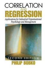 Correlation and Regression 2nd edition 9780761923039 0761923039
