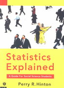 Statistics Explained 1st edition 9780415102865 0415102863