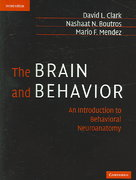 The Brain and Behavior 3rd Edition 9780511771026 0511771029