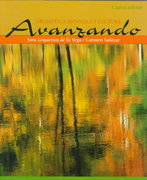 Avanzando 4th edition 9780471167075 047116707X
