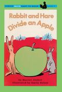 Rabbit and Hare Divide an Apple 0 9780613086080 0613086082