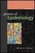 Primer of Epidemiology, Fifth Edition 5th Edition 9780071402583 0071402586