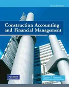 Construction Accounting & Financial Management 2nd edition 9780135017111 0135017114