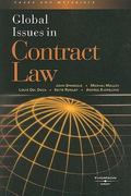 Global Issues in Contract Law 1st edition 9780314167552 0314167552