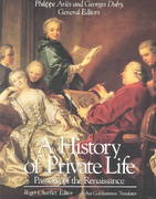 A History of Private Life 0 9780674400023 067440002X