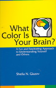 What Color Is Your Brain? 1st edition 9781556428074 1556428073