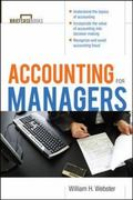 Accounting for Managers 1st Edition 9780071436472 0071436472