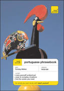 Teach Yourself Portuguese Phrasebook 1st edition 9780071456623 0071456627