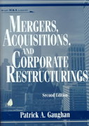 Mergers, Acquisitions, and Corporate Restructurings 2nd edition 9780471316701 0471316709