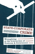 State-Corporate Crime 1st Edition 9780813538891 0813538890