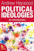 Political Ideologies 5th edition 9780230367258 0230367259