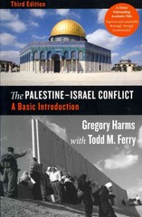 The Palestine-Israel Conflict: A Basic Introduction 3rd Edition 9780745332130 0745332137