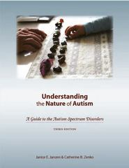 Understanding the Nature of Autism 3rd Edition 9781602510258 1602510253