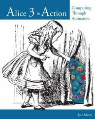 Alice in Action 1st Edition 9781133589228 1133589227