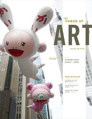 The Power of Art (with CourseMate Printed Access Card) 3rd Edition 9781133589716 1133589715