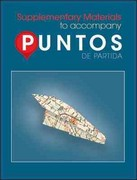 Supplementary Materials to accompany Puntos de partida 8th Edition 9780078040009 0078040000