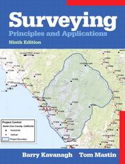 Surveying 9th Edition 9780133112047 0133112047