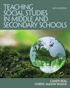 Teaching Social Studies in Middle and Secondary Schools 6th Edition 9780132698108 0132698102