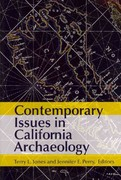 Contemporary Issues in California Archaeology 1st Edition 9781611320923 1611320925