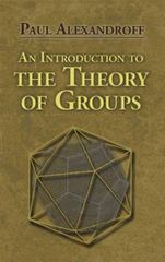 An Introduction to the Theory of Groups 0 9780486488134 0486488136