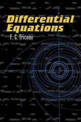 Differential Equations 0 9780486488196 0486488195