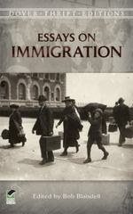 Essays on Immigration 1st Edition 9780486783208 0486783200