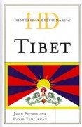 Historical Dictionary of Tibet 0 9780810879843 0810879840