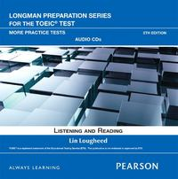 Longman Preparation Series for the New TOEIC Test 4th edition 9780131993198 0131993194