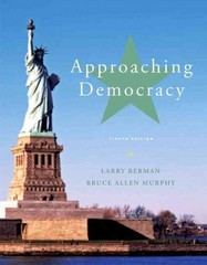 Approaching Democracy 8th edition 9780205916719 0205916716