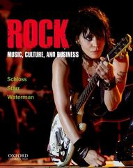 Rock 1st Edition 9780199758364 0199758360