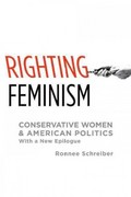 Righting Feminism 1st Edition 9780199917020 0199917027