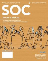 SOC 3 (with CourseMate Printed Access Card) 3rd Edition 9781133592129 1133592120