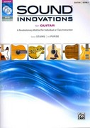 Sound Innovations for Guitar 1st Edition 9780739077900 0739077902