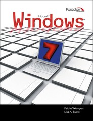 Windows 7 1st Edition 9780763837327 0763837326