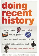Doing Recent History 1st Edition 9780820334677 0820334677