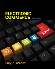 Electronic Commerce 10th Edition 9781133526827 1133526829