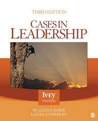 Cases in Leadership 3rd Edition 9781452234977 1452234973