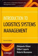 Introduction to Logistics Systems Management 2nd Edition 9781119943389 1119943388