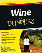 Wine For Dummies 5th Edition 9781118288726 1118288726