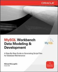 MySQL Workbench: Data Modeling & Development 1st Edition 9780071791885 0071791884