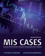 MIS Cases 2nd Edition 9781118291610 1118291611