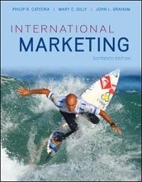 Connect Plus International Marketing 1 Semester Access Card for International Marketing 15th edition 9780077446918 0077446917